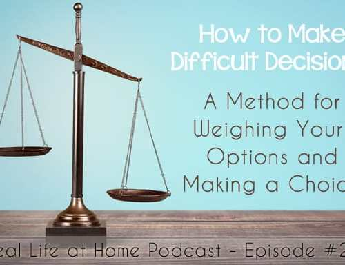 How to Make Difficult Decisions: A Method for Weighing Your Options and Making a Choice