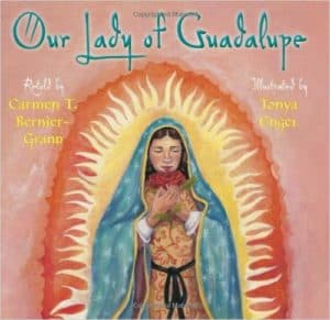 Our Lady of Guadalupe book