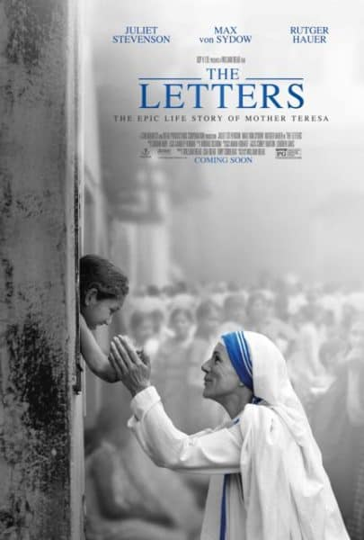 The Letters - an inspirational movie about the life of Blessed Mother Teresa #TheLetters