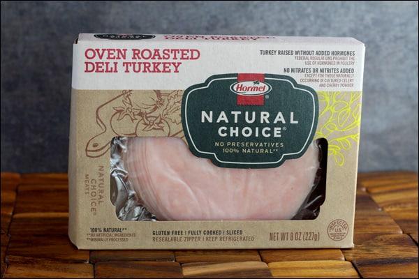 Hormel Natural Choice Oven Roasted Deli Turkey