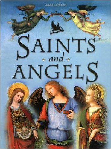 Teach your children about St John the Baptist and other Catholic saints with this book