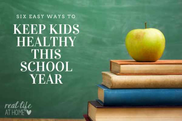 Back-to-school time means new supplies and experiences, but it also means lots of new germs! Check out six easy ways to keep kids healthy this school year.