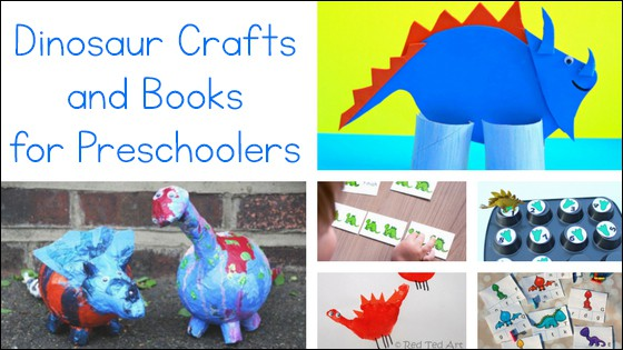 Dinosaur Resources Dinosaur Books And Dinosaur Crafts For
