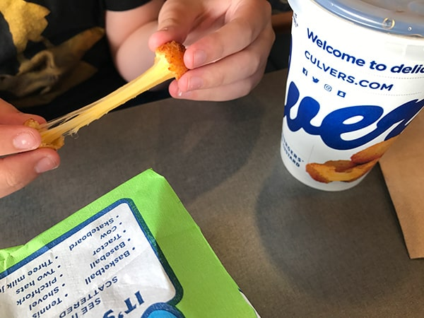 Celebrate National Cheese Curd Day with Culver's
