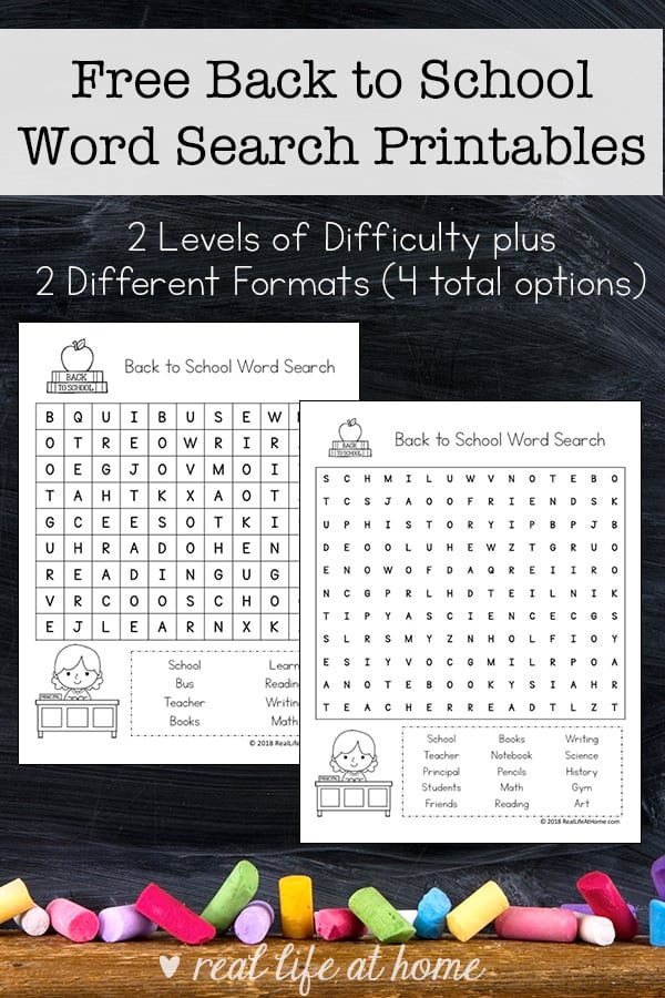 photograph regarding School Word Search Printable identify Again toward Higher education Phrase Glimpse Printable Puzzle for Young children (Cost-free
