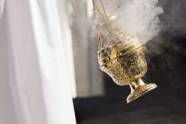Altar Server with Thurible from 5 Reasons Your Child Should be an Altar Server Post