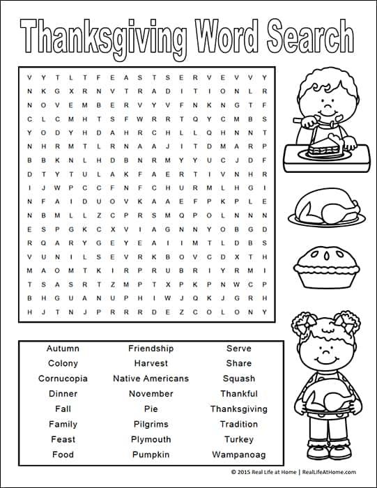 image regarding Thanksgiving Word Search Printable Free referred to as Thanksgiving Term Glance for Little ones Absolutely free Printables