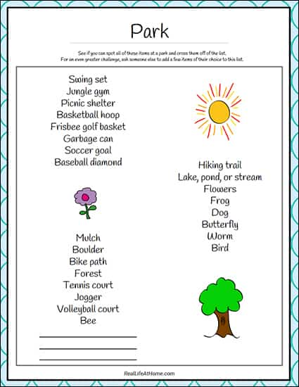 photo relating to Outdoor Scavenger Hunt Printable referred to as Summer season Scavenger Hunt Recommendations - 14 Cost-free Printable Scavenger