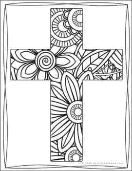 Christmas Religious Coloring Pages 12 Lovely Printable Bible ... | 350x271