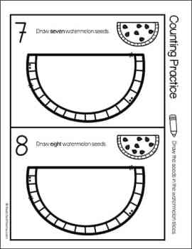 Sample Page 4th of July Fine Motor Skills Packet