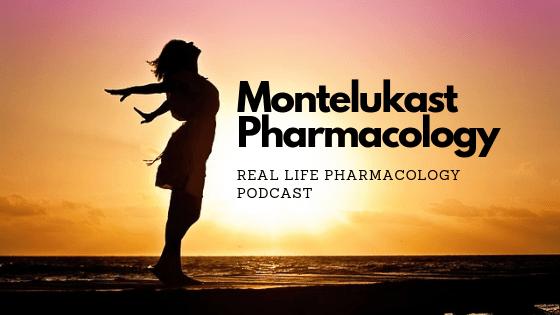 Montelukast Pharmacology