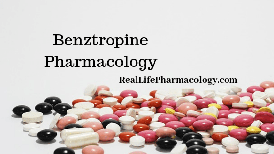 Benztropine Pharmacology