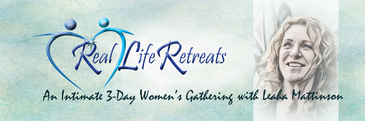 Real Life Retreat Banner