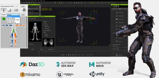 Reallusion iClone 3DXchange Free Download