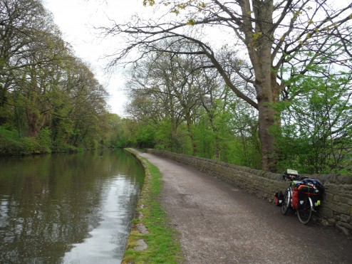 Canal to Leeds