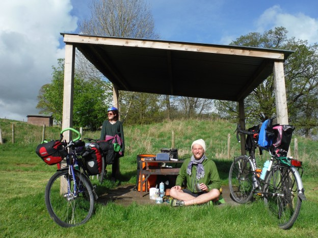 Bushcraft by bike