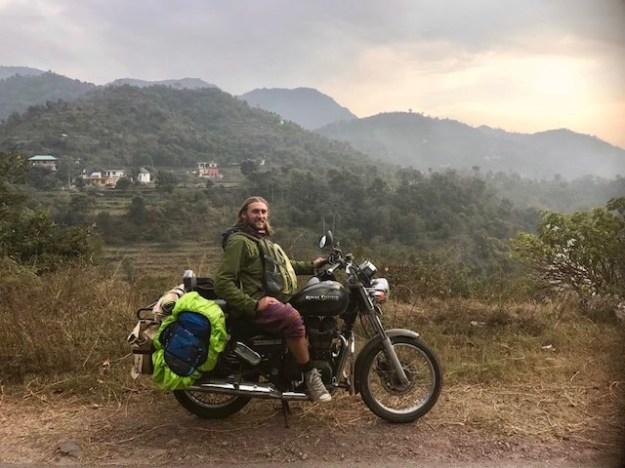 Easy rider; Royal Enfield Thunderbird does Himachal Pradesh