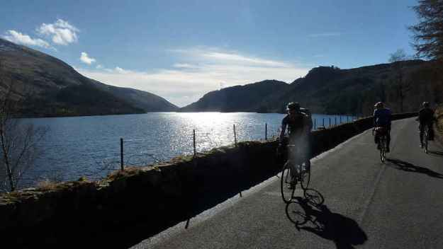 UK bike ride in the Lake District