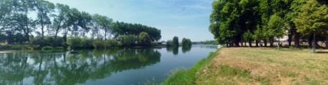 The river Doubs