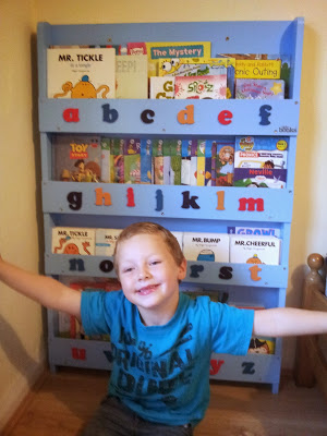 The tidy books childrens bookcase