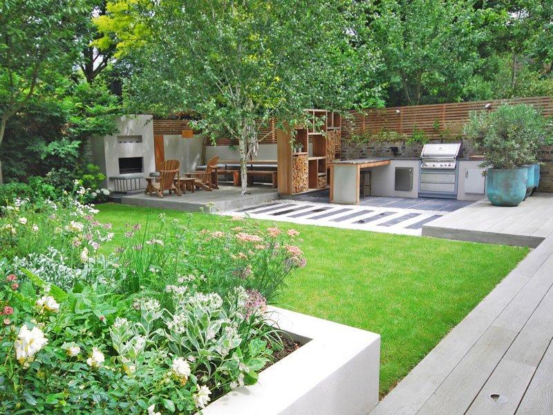 Design Small Gardens Garden Plans