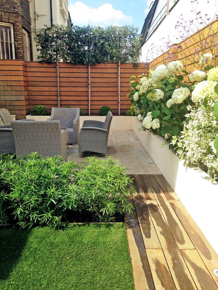 Bayswater - Really Nice Gardens on Nice Backyard Landscaping Ideas id=66599
