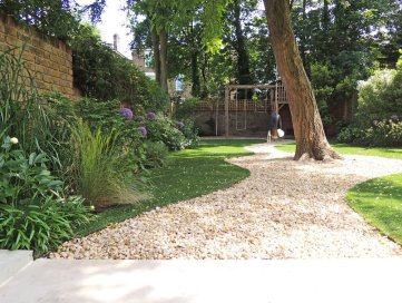 Really Nice Gardens: Belsize
