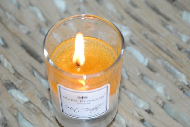 Marie Reynolds Aromawax Luxury Massage Candles - Hot Toddy