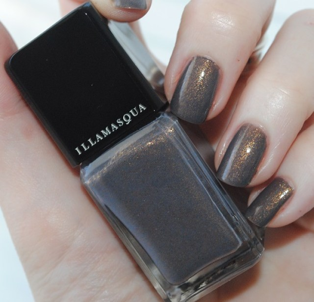 4ba8176156b Illamasqua Nail Polish in Facet Swatch - Sacred Hour Collection ...