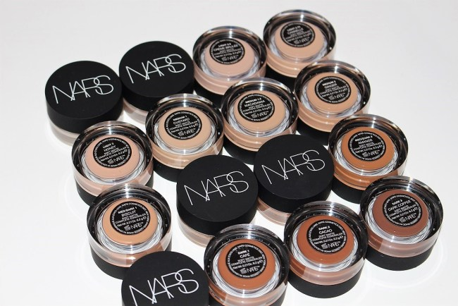Best Concealer 2019 - NARS Soft Matte Complete Concealer Review & Swatches (All shades)