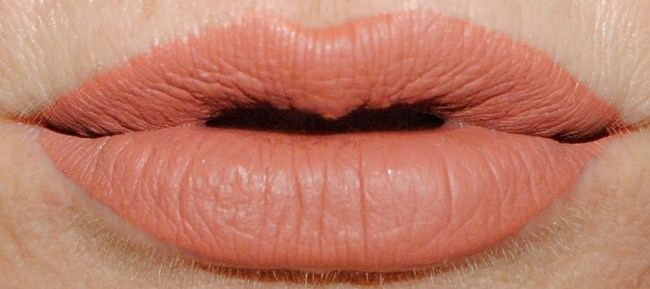 Barry M Matte Me Up Liquid Lip Paints Swatches - On the Scene