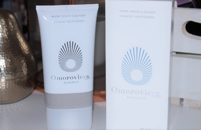 Omorovicza Moor Cream Cleanser Review