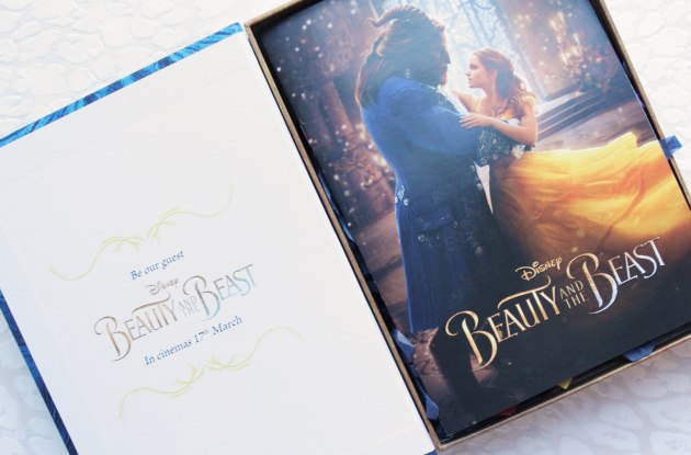 Latest in Beauty Beauty and the Beast Box