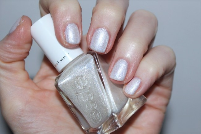 Essie Gel Couture Bridal Collection - Lace to the Alter