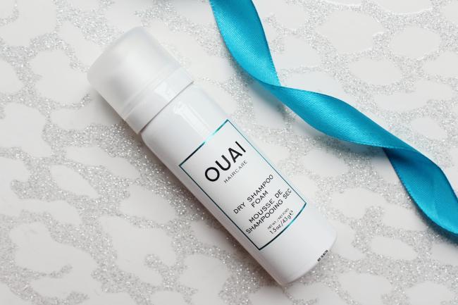 OUAI Morning After Kit - Dry Shampoo Foam