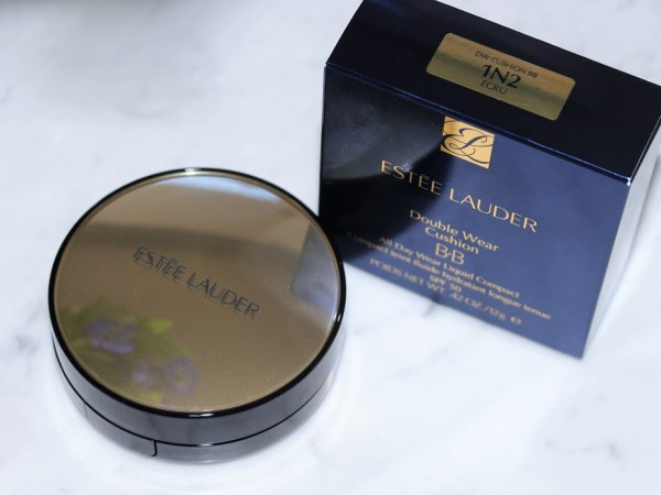 Estee Lauder Double Wear Cushion Bb Compact Review Before After