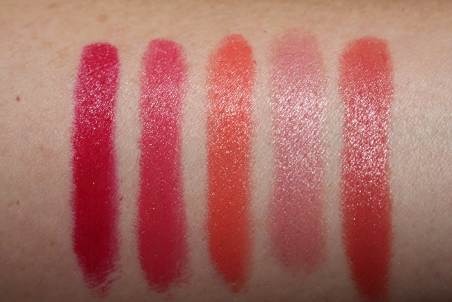 Tom Ford Boys and Girls Swatches Alain, Magnus, Charles, Flynn, James