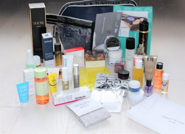 Harvey Nichols Limited Edition Gift With Purchase Autumn 2017