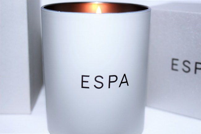 Best Christmas Candles 2018 - ESPA Winter Spice Candle