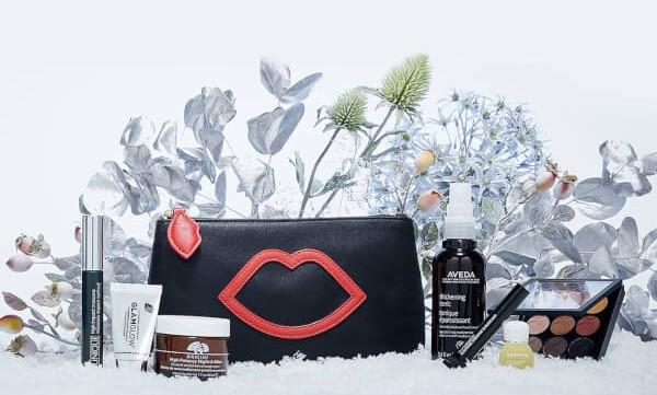 Lulu Guinness X Look Fantastic Makeup Bag
