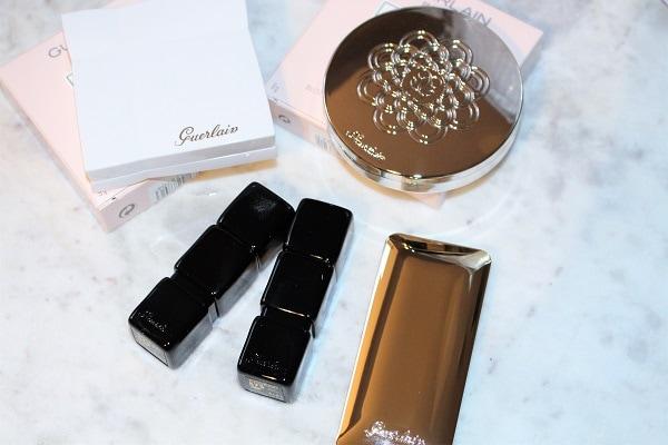 Guerlain Spring 2019 Makeup