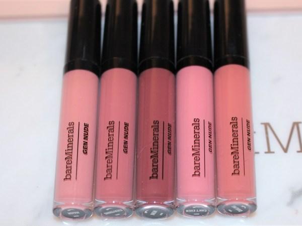 bareMinerals Gen Nude Patent Lip Lacquer - QVC.com