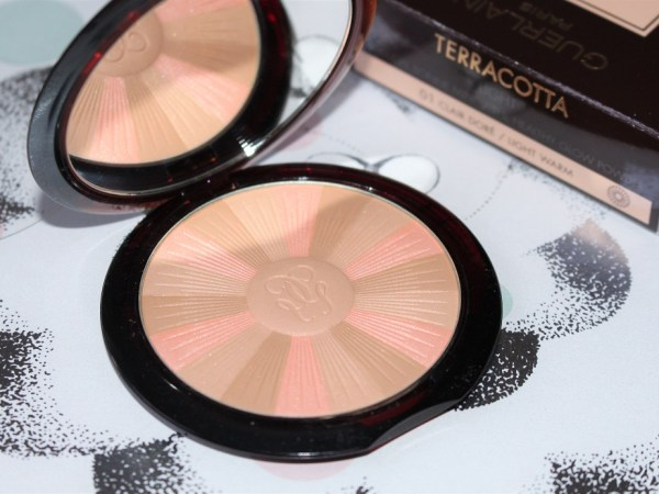 Guerlain Terracotta Light Spring 2018 - Review & Swatch