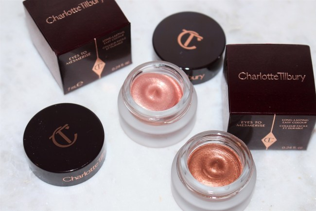 Charlotte Tilbury Eyes to Mesmerise Rose Gold & Star Gold