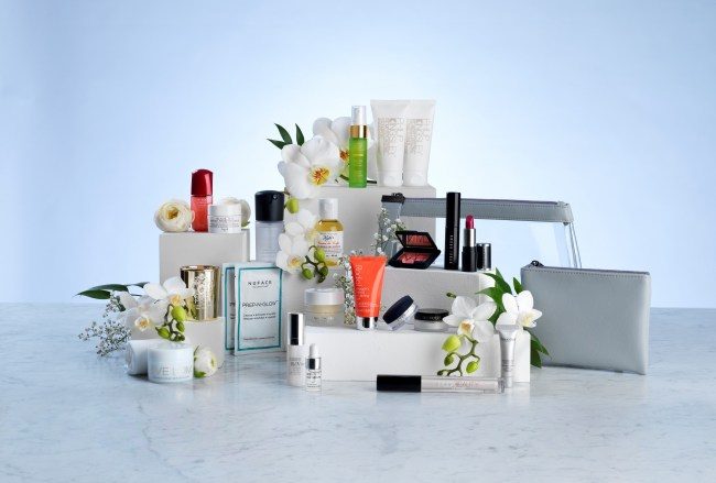 Harrods Beauty Gift with Purchase May 2018