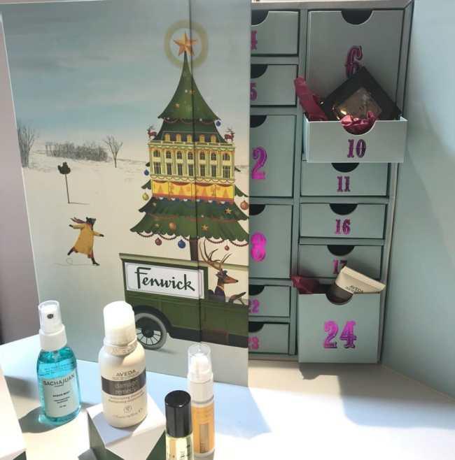 Fenwick Beauty Advent Calendar 2018