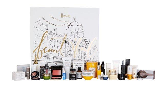 Harrods Beauty Advent Calendar 2018