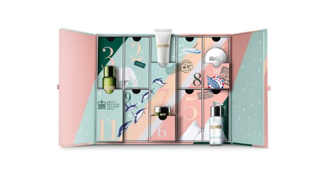 La Mer Advent Calendar 2018 - 12 Days of Radiance Collection