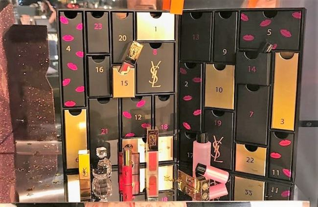 YSL Beauty Advent Calendar 2018