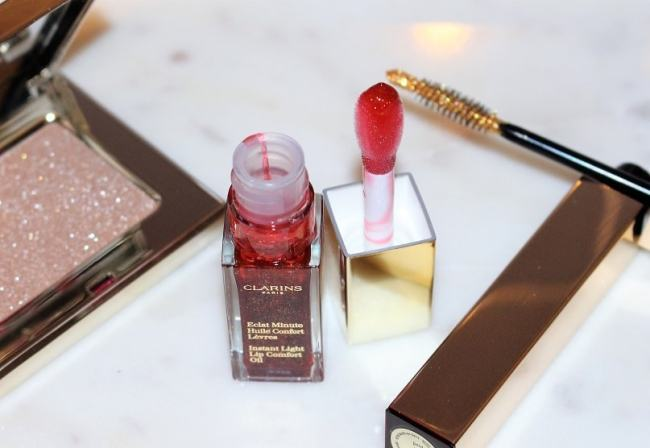 Clarins Christmas 2018 Red Berry Glam Lip Oil